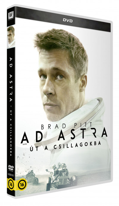 James Gray - Ad Astra - Út a csillagokba - DVD
