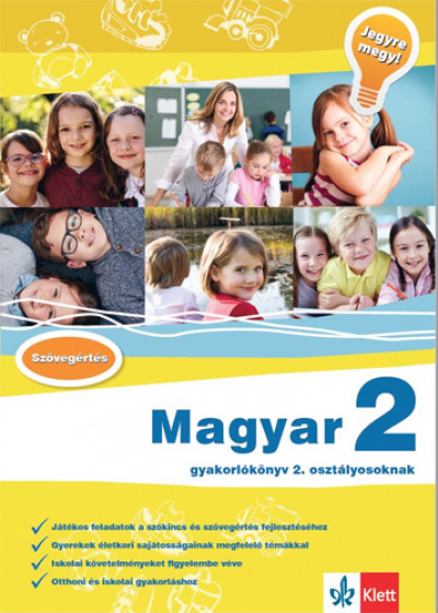 Szabó M. Ágnes - Magyar 2 - Gyakorlókönyv 2. osztályosoknak