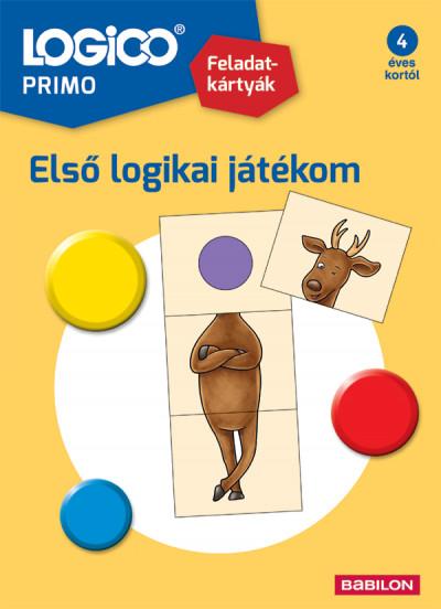 Schneider Richard - LOGICO Primo 1241 - Első logikai játékom