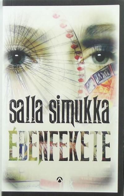 Salla Simukka - Ébenfekete