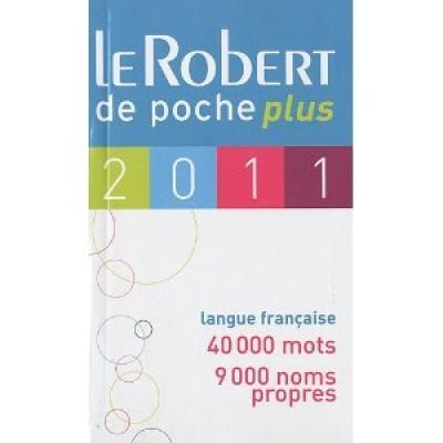 - Le Robert de poche plus 2011