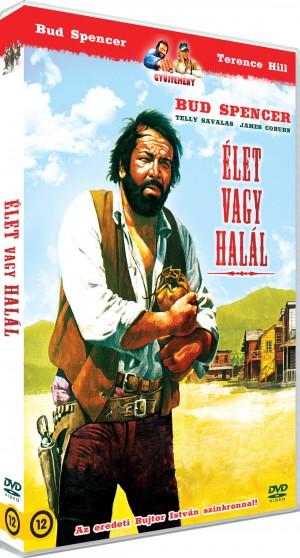 Tonino Valerii - �let vagy hal�l - DVD