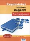 Sipos Ildik� (Szerk.) - Szab� �gnes - Kompetencia alap� feladatsorok magyarb�l 3. �s 4. oszt�lyosoknak