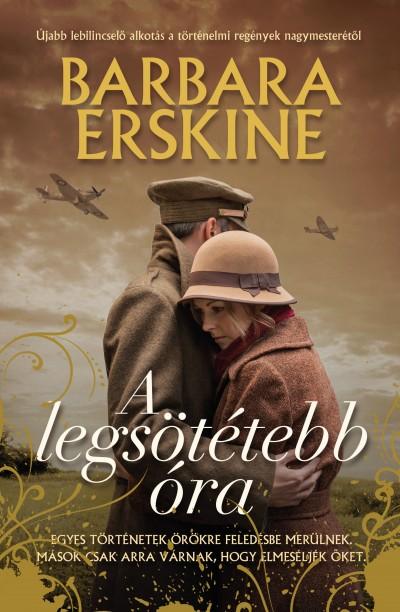 Barbara Erskine - A legsötétebb óra