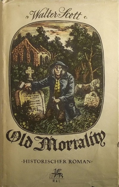 Sir Walter Scott - Old Mortality