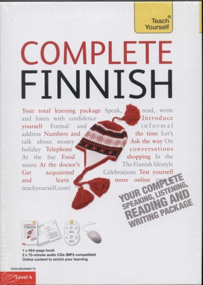 Terttu Leney - Complete Finnish - Book+CD pack TY