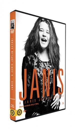 - Janis Joplin - Sztori - DVD