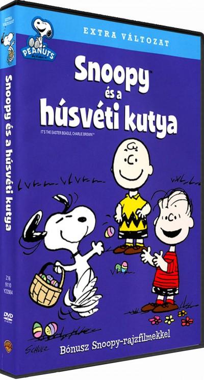 Phil Roman - Snoopy és a húsvéti kutya - Extra változat - DVD