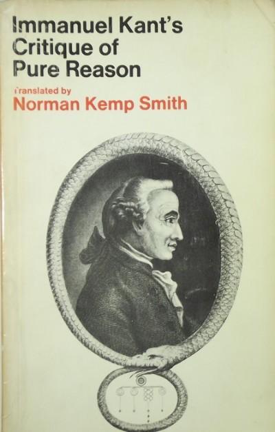 Immanuel Kant - Critique of Pure Reason