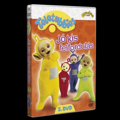 - Teletubbies - Jó kis felfordulás - DVD