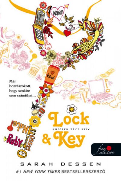 Sarah Dessen - Lock and Key - Kulcsra zárt szív