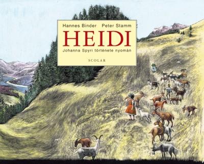 Peter Stamm - Heidi