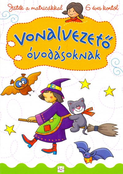 Agnieszka Bator - Vonalvezető óvodásoknak - 6 éves kortól