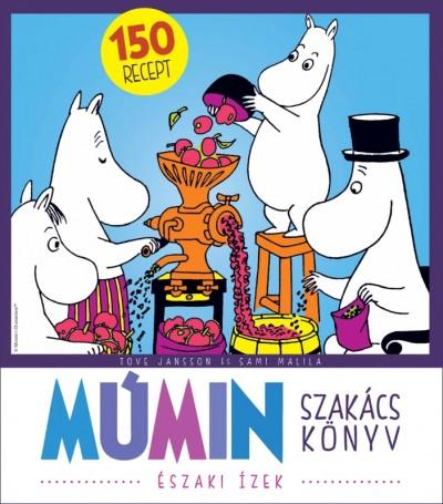 Tove Jansson - Sami Malila - Múmin szakácskönyv