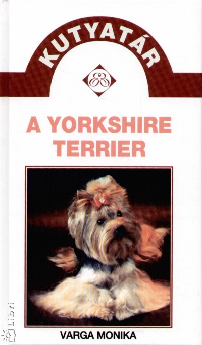Varga Monika - A yorkshire terrier