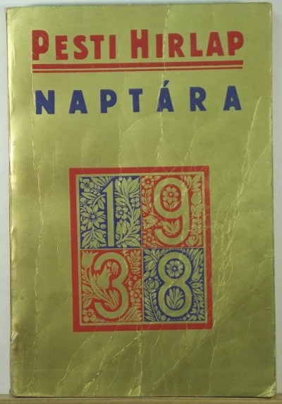 - Pesti Hírlap Naptára 1938