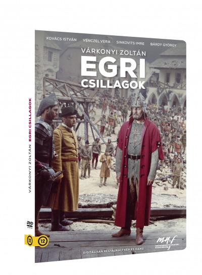Várkonyi Zoltán - Egri csillagok (duplalemezes változat) - DVD