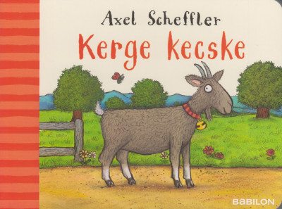 Axel Scheffler - Kerge kecske