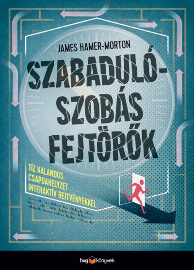 James Hamer-Morton - Szabadulószobás fejtörők