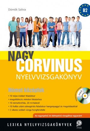 D�m�k Szilvia - Nagy Corvinus nyelvvizsgak�nyv - N�met k�z�pfok