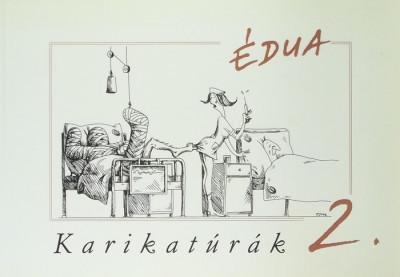 Szűcs Édua - Édua karikatúrák 2.
